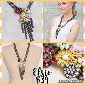 Plunder Elsie necklace